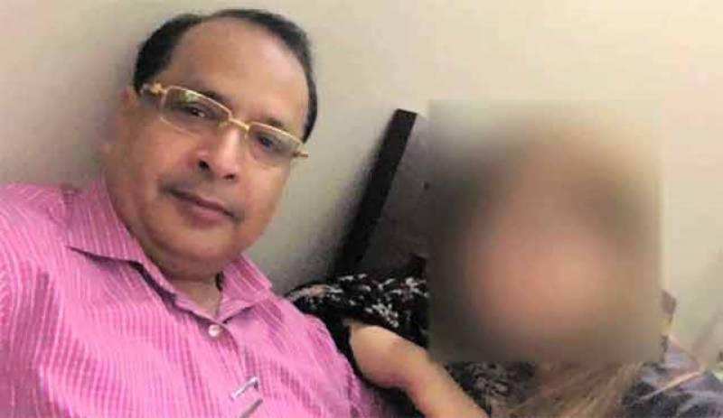 سلمان مجاہد کیخلاف لڑکی سے زیادتی کی شکایت سامنے آ گئی