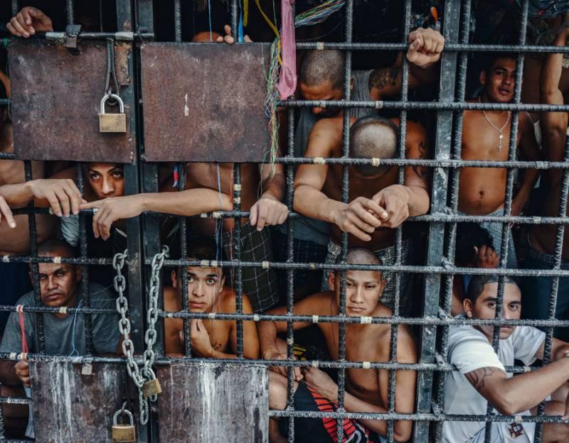 دنیا میں سب سے زیادہ قیدیوں کے حوالے سے امریکہ سرفہرست
