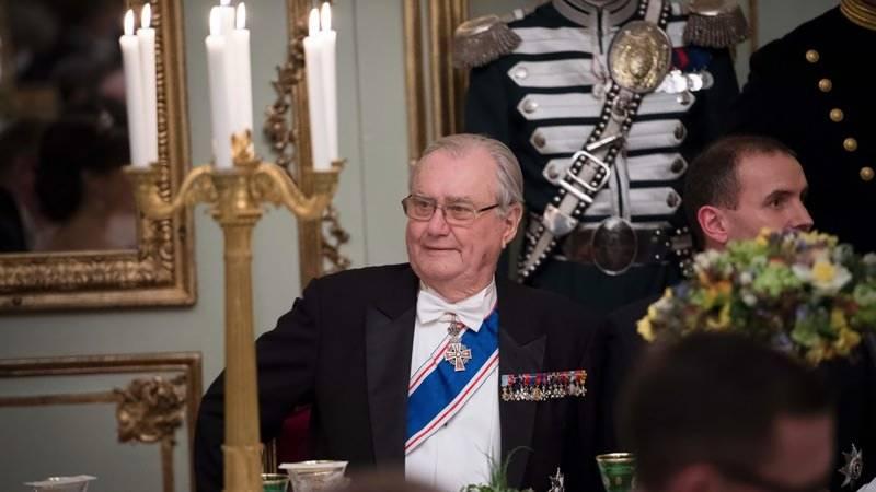 ڈنمارک کے شہزادہ ہنرک انتقال کرگئے