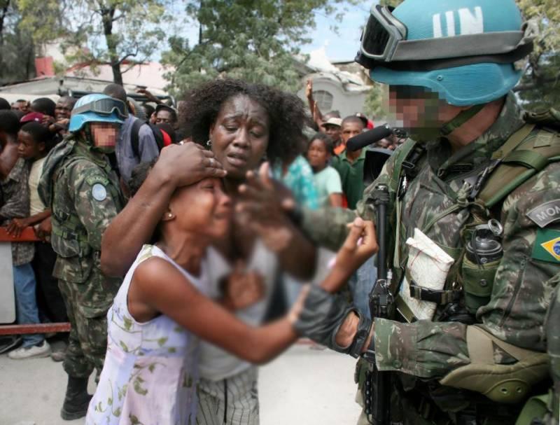 یو این عملے نے خواتین اور بچوں کو زیادتیوں کا نشانہ بنایا، سابق اہلکار کا دعویٰ