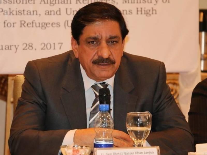 واچ لسٹ میں نام شامل کرنے کی دھمکیوں سے پاکستان کو دباؤ میں لایا جا رہا ہے، ناصر خان جنجوعہ