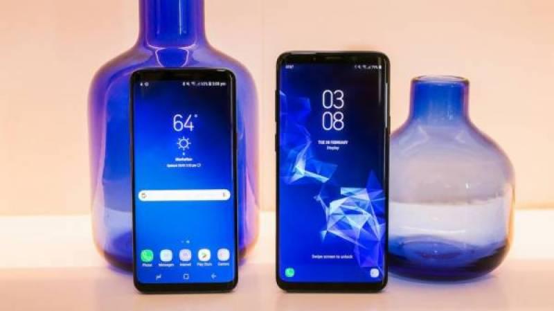 سام سنگ گلیکسی S9 اور گلیکسی S9پلس دنیا کے سامنے پیش کر دیا گیا