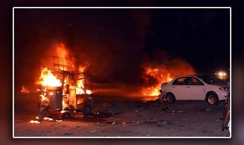 کوئٹہ : کانک میں دھماکہ ، شدید فائرنگ ، 4اہلکار شہید ہوگئے