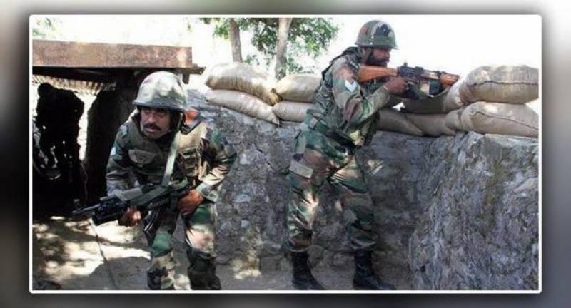 بھارتی فوج کی بھمبر سیکٹر پر بلااشتعال فائرنگ ، دو پاکستانی فوجی شہید