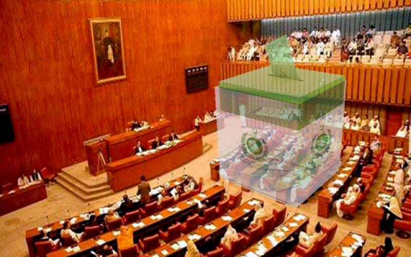 سینیٹ انتخابات: ن لیگ 15 اور پیپلز پارٹی 12 نشستوں پر کامیاب