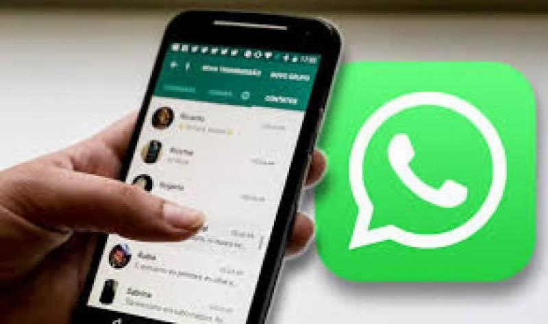 واٹس ایپ نے بھیجا گیا پیغام ایک گھنٹے بعد بھی ڈیلیٹ کرناممکن بنادیا