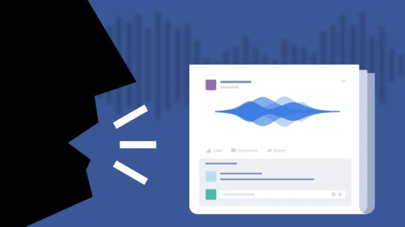 فیس بک نے وائس کلپ سٹیٹس کیلئے تجربات شروع کر دیئے