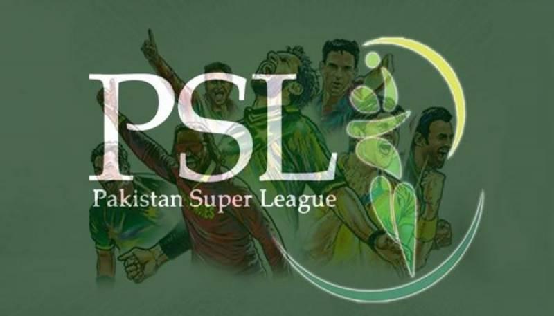 پی ایس ایل پوائنٹس ٹیبل ، اسلام آباد یونائیٹڈ کی ٹیم سرفہرست ، لاہور کا آخری نمبر