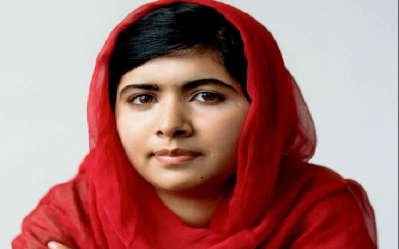 ملالہ یوسف زئی نے خود پر حملہ کرنے والے لوگوں کو معاف کر دیا