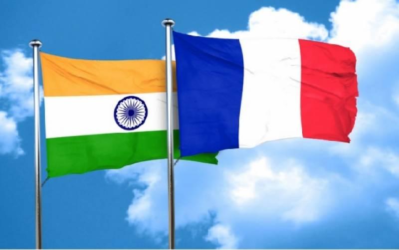 فرانس اور انڈیا کے درمیان اہم دفاعی معاہدہ طے پا گیا
