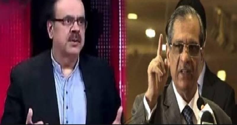سپریم کورٹ نے ڈاکٹر شاہد مسعود کا معافی نامہ مسترد کردیا،مقدمہ چلانے کا فیصلہ