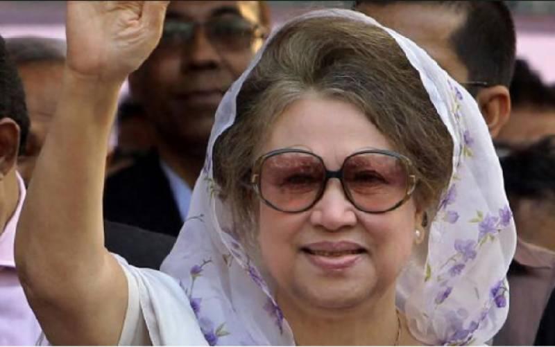 بنگلہ دیش کی سابق وزیر اعظم خالدہ ضیا کو کرپشن کیس میں رہائی مل گئی