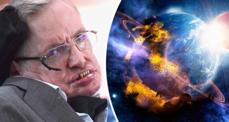 مایہ ناز سائنسدان اسٹیفن ہاکنگ انتقال کر گئے