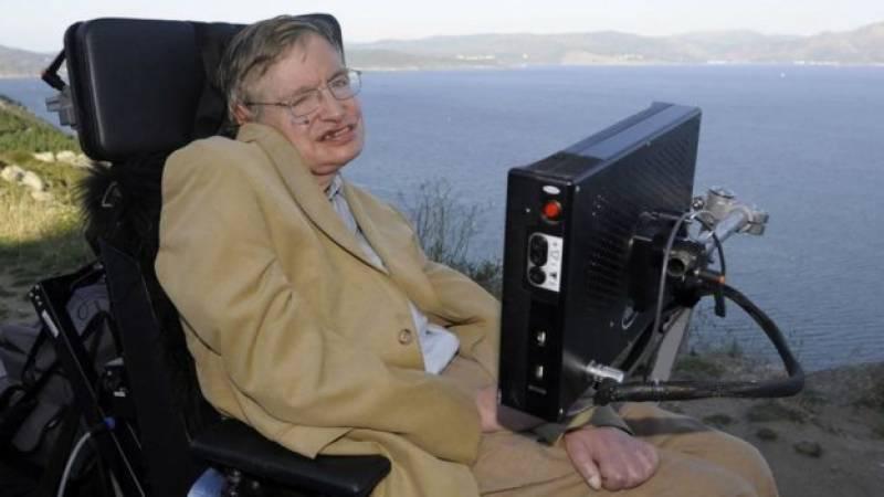 برطانوی سائنسدان سٹیفن ہاکنگ کی آخری نصیحت سے لوگ دنگ رہ گئے