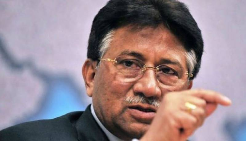 پرویز مشرف کو انٹرپول کے ذریعے گرفتار کرنے کا حکم جار ی کر دیا گیا