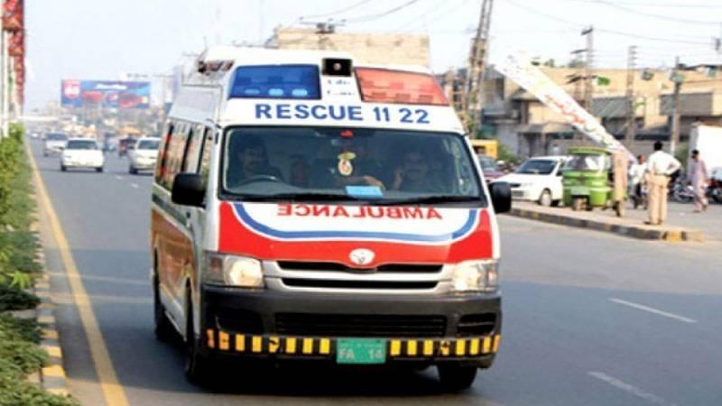 لاہور، سرونٹ کوارٹر میں آتشزدگی، ایک ہی خاندان کے 4 افراد جاں بحق