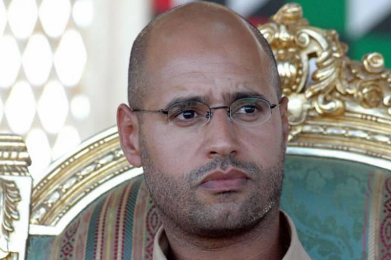 سیف الاسلام قذافی نے انتخابات میں حصہ لینے کا فیصلہ کر لیا