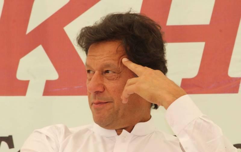 بہتر معیشت کے لئے ہنگامی اقدامات اٹھانے ہوں گے، عمران خان