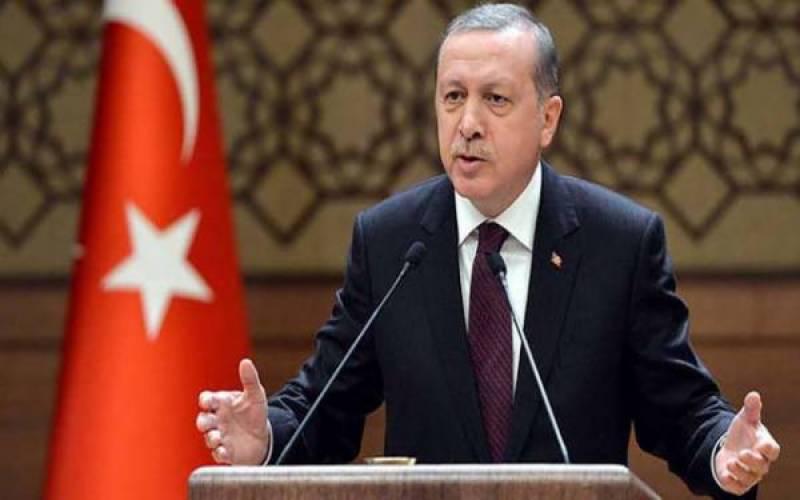 ترکی صدر نے شامی شہر عفرین کا کنٹرول سنبھالنے کی تصدیق کر دی
