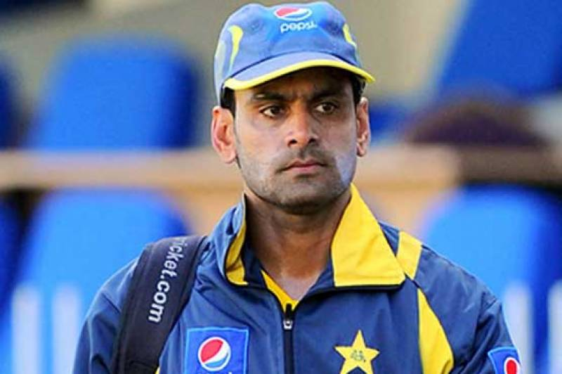 لاہور میں کرکٹ کھیلنے کیلئے پرجوش ہوں : محمد حفیظ