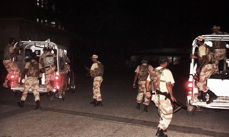 کراچی:رینجرز سمیت سیکیورٹی فورسز کی کارروائیوں میں 16 ملزمان گرفتار