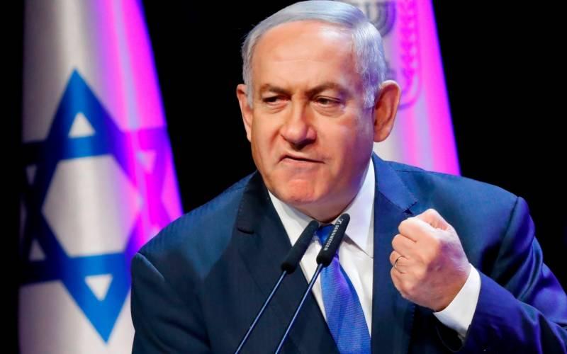 اسرائیلی وزیراعظم شدید علالت کے باعث اسپتال میں داخل