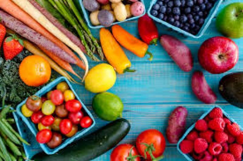 پھل اور سبزیوں کو استعمال سے قبل اچھی طرح دھو ئیں ، فوڈ اتھارٹی