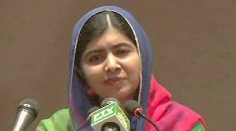 ہمیں بچوں کی تعلیم میں سرمایہ کاری کرنی چاہیے، ملالہ یوسفزئی