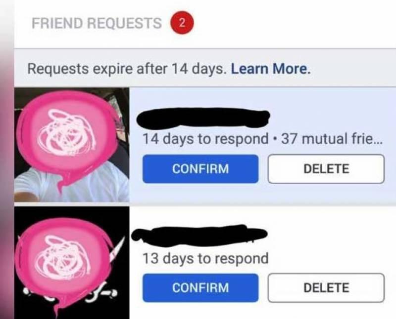 """فیس بک نے """"فرینڈ ریکوسٹ"""" سے پریشان افراد کی مشکل آسان بنا دی"""