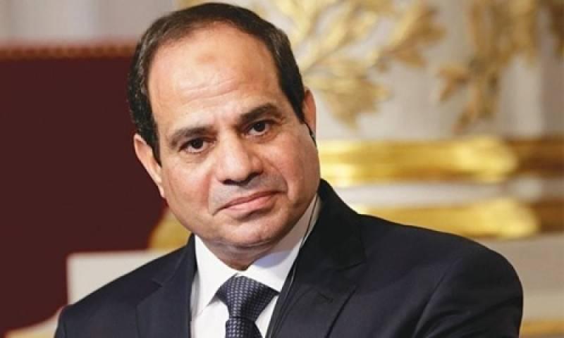 عبدالفتح السیسی مصر کے دوسری مرتبہ صدر منتخب ، 92 فیصد ووٹ حاصل کیے
