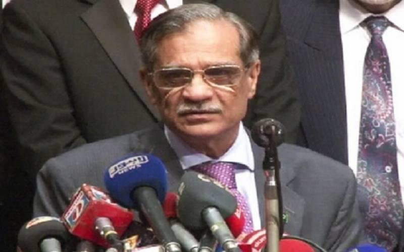 عدلیہ پر جائز تنقید ہونی چاہئے، اس سے ہماری اصلاح ہوگی: چیف جسٹس آف پاکستان