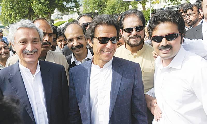 سربراہ پی ٹی آئی عمران خان آج دور روزہ دورے پر لاہور پہنچ رہے ہیں