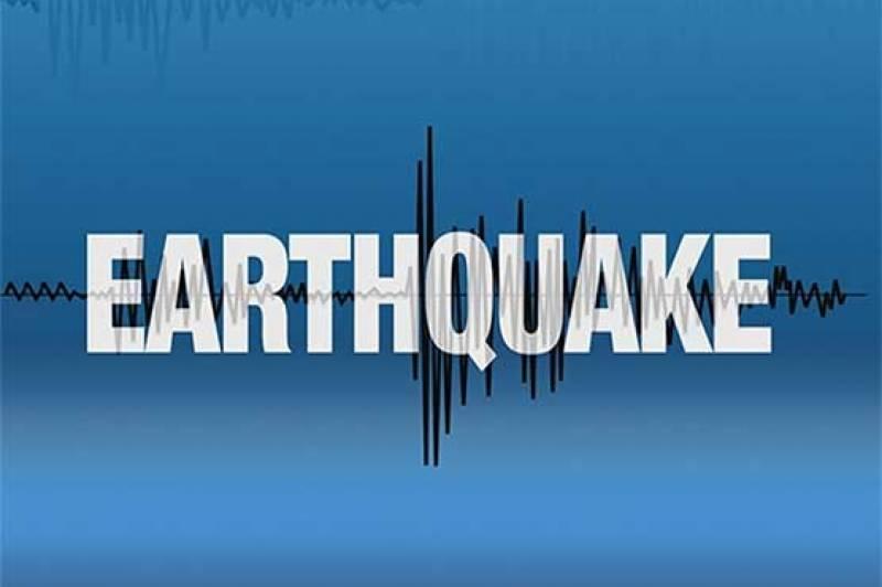 خیبرپختونخوا کے مختلف علاقوں میں 5.2شدت کا زلزلہ