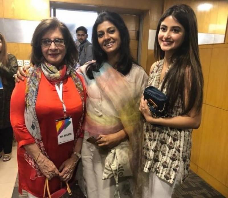 دوریاں ختم کرنے پاکستان آئی ہوں:بھارتی اداکارہ نندتا داس