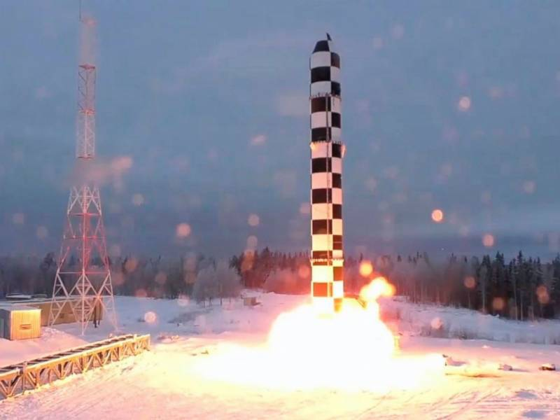 روس نے بیلسٹک میزائل 'شیطان 2' کا تجربہ کر لیا