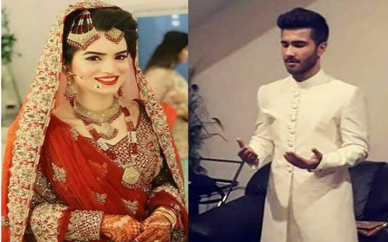 اداکار فیروز خان، علیزے فاطمہ کے ساتھ شادی کے بندھن میں بندھ گئے
