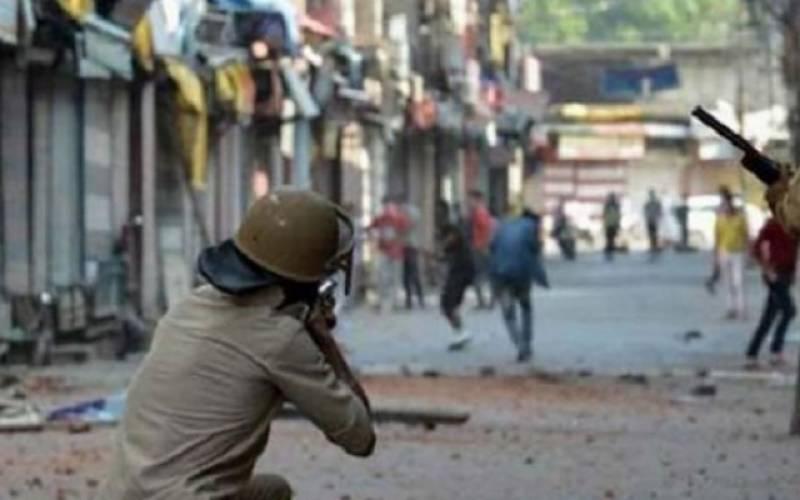 مقبوضہ کشمیر میں 17 کشمیریوں کی شہادت کے بعد وادی میں مکمل ہڑتال