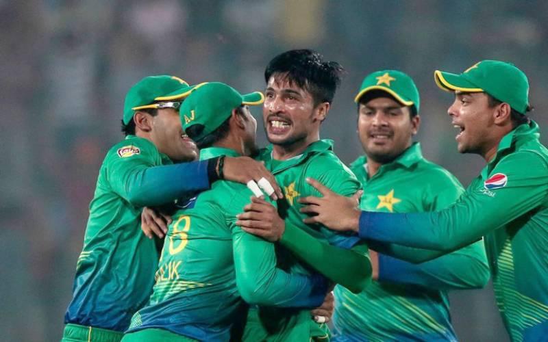 پاکستانی ٹیم ٹی ٹوئنٹی سیریز میں مسلسل تیسری مرتبہ کلین سویپ کرنیوالی دنیا کی واحد ٹیم