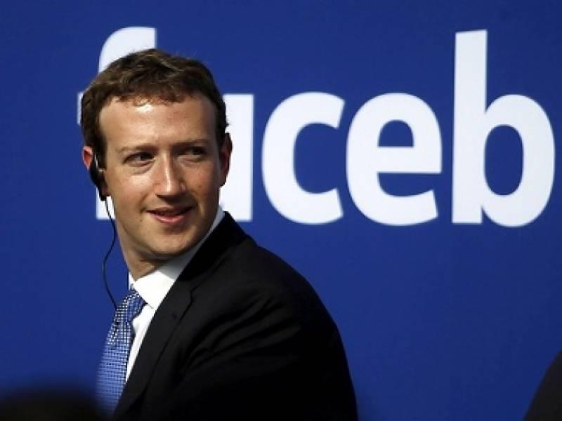 فیس بک پر سیاسی اشتہار تصدیق کے بغیر پیش نہیں کیا جائیگا، مارک زکر برگ
