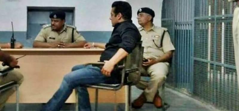 بھارت میں سلمان خان کو سزا سنانے والے جج کا تبادلہ کردیا گیا