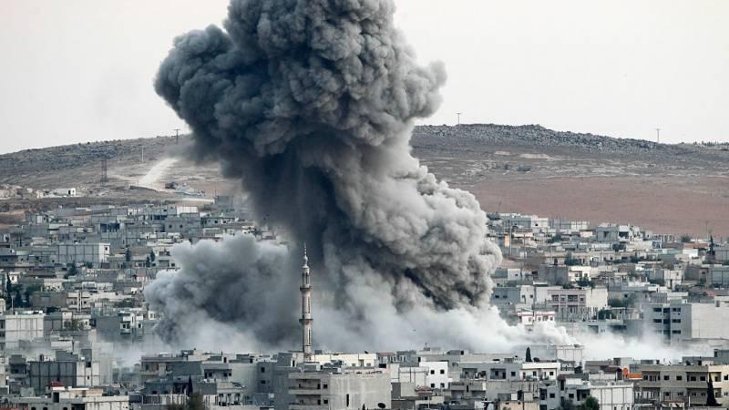 شام کے فوجی ہوائی اڈے پر میزائل حملے میں ایرانی فوجی اہلکاروں سمیت 14ہلاک