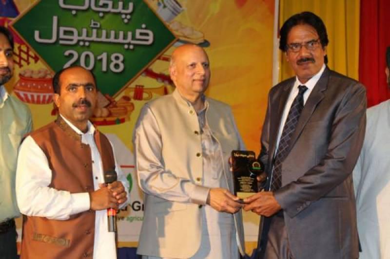 پنجابی پرچار کے زیر اہتمام 3 روزہ پنجاب فیسٹیول اختتام پذیر