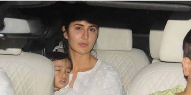 کترینہ کیف بھی سلمان خان کو سزا سے بچانے مندر جا پہنچیں