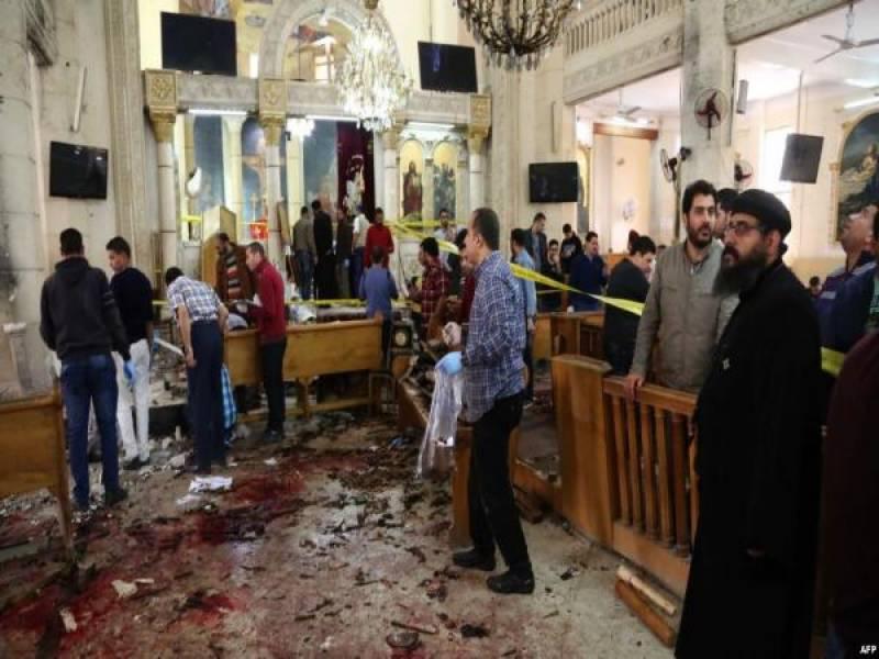 مصر میں چرچ حملوں کے 36 ملزمان کو سزائے موت سنا دی گئی