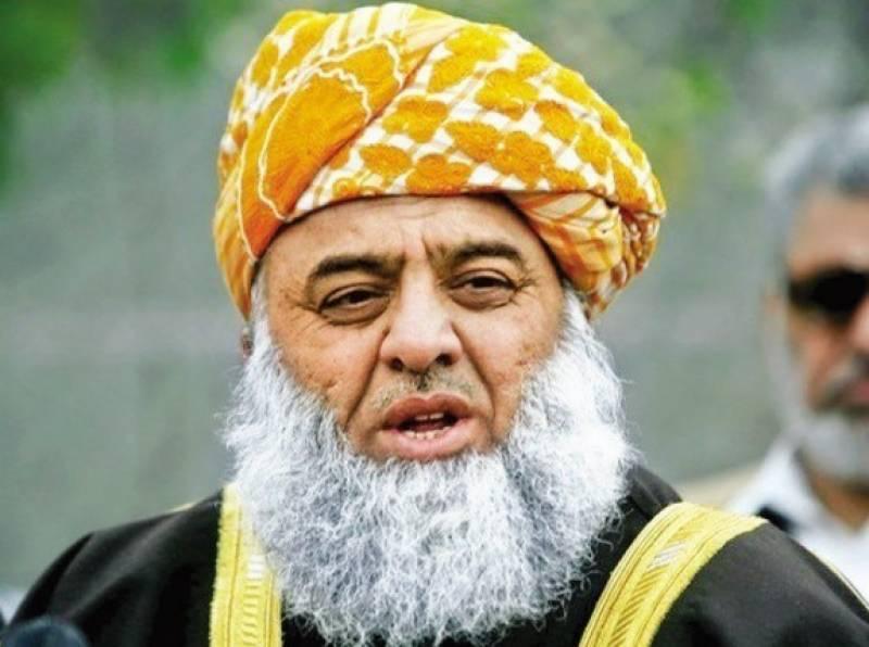 سمندر پار پاکستانیوں کو ووٹ کا حق سازش لگتی ہے: مولانا فضل الرحمان