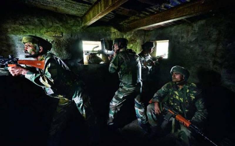 بھارتی فوج کی لائن آف کنٹرول پر بلااشتعال فائرنگ ، تین خواتین سمیت پانچ شہری زخمی