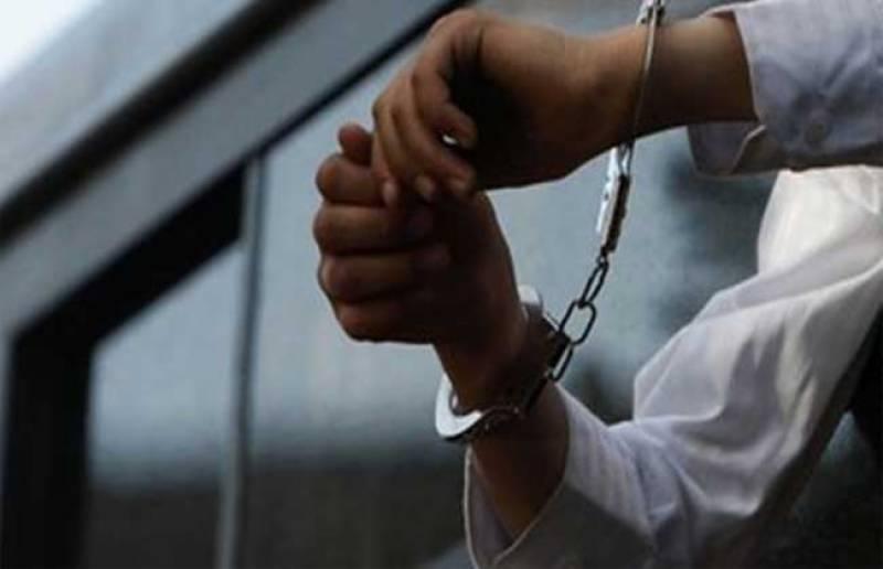 ایم کیو ایم کے سابق سیکٹر انچارج کی نشاندہی پر 9 ملزمان گرفتار