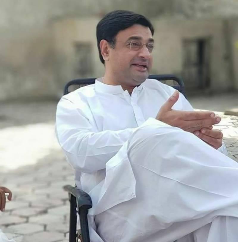 مسلم لیگ ن کے رکن قومی اسمبلی بلال احمد ورک پی ٹی آئی میں شامل