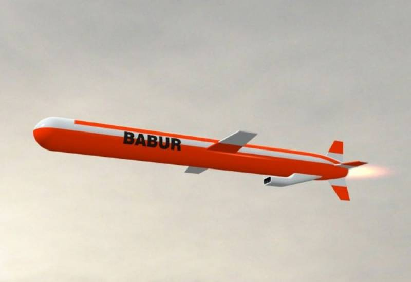پاکستان کا بابر کروز میزائل کا کامیاب تجربہ، 700 کلومیٹر تک ہدف کو نشانہ بنا سکتا ہے
