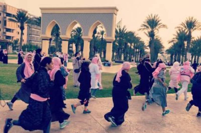 سعودی عالم دین نے خواتین کے عام شاہراہوں پر ورزش کرنے کو جائز قرار دیدیا